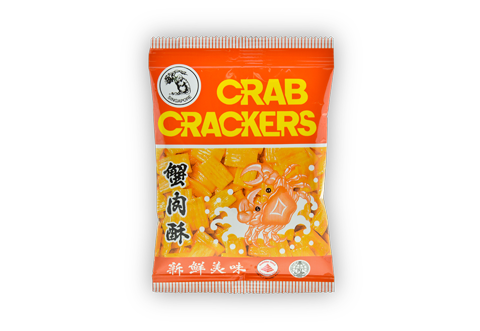 CH Crab Crackers (40g)