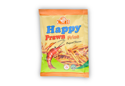 CH Happy Prawn Fries (12g)