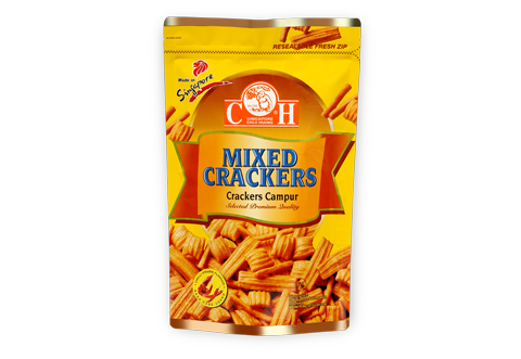 CH Mixed Crackers (450g)