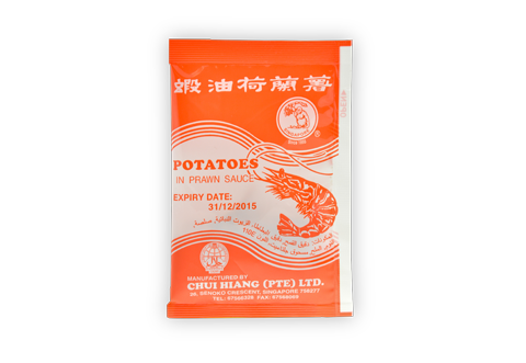CH Potatoes in Prawn Sauce (14g)