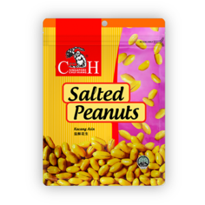 CH Salted Peanuts (150g)