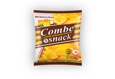 Combe Snack – BBQ Chicken & Cheese (24g)